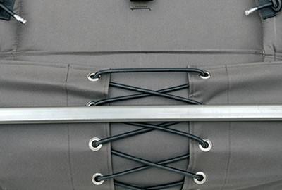 Карповая раскладушка CZ Marshal Memory Foam Flat Bed, 200x80x37cm