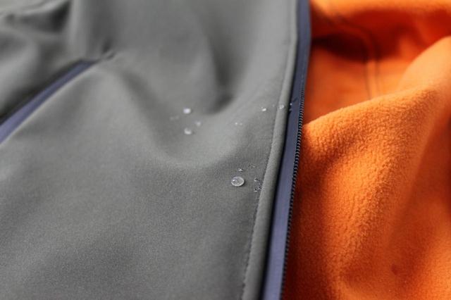 Демисезонный костюм софтшелл (softshell) Fiske