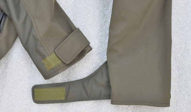 Демисезонный костюм софтшелл (softshell) Fiske олива