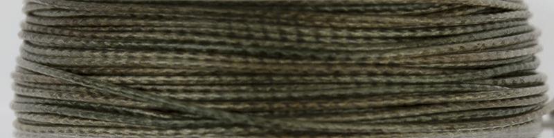 Поводковый материал в оплетке Fox Edges Camotex Semi Stiff 25lb - 20m