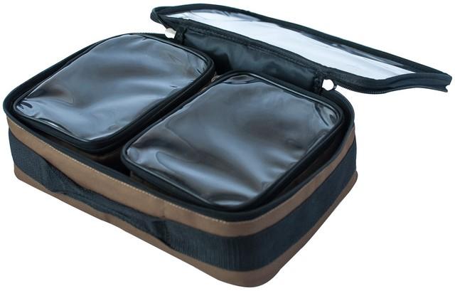 Сумка для аксессуаров с прозрачным верхом W4C Transporent Bag XL
