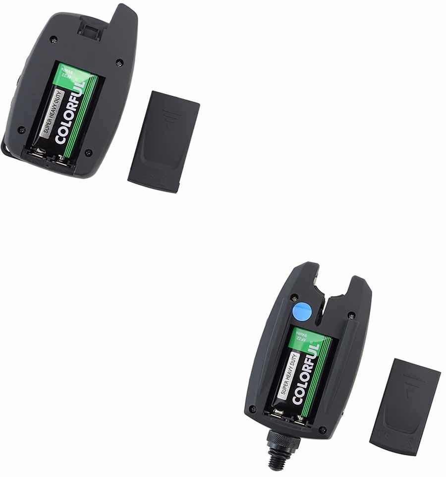 Набор сигнализаторов поклевки World4Carp WC320